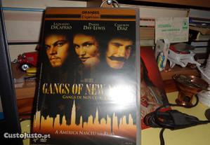 DVD Nôvo ainda lacrado Gangs Of New York