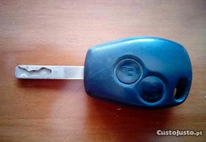 Chave Original Renault