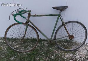 Bicicleta Antiga de corrida