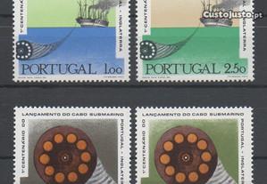 Série Completa NOVA 1970 / Cabo Submarino