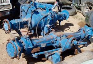 Trator -Eixos Ford 4610 DT para peças