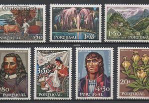 Série Completa NOVA 1968 / Madeira (Lubrapex)