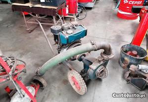 Motor de rega de alta pressão