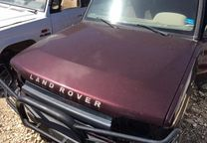 Peças Land Rover Discovery