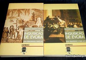 Livro Inquisição de Évora Dos Primórdios a 1668 António Borges Coelho