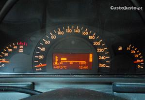 Quadrante Mercedes , painel instrumentos mercedes