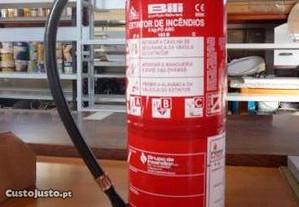 Extintor de incêndios