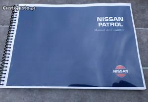 Nissan Patrol-manual proprietário português