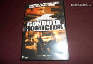 DVD-Conduta homicida-Kiefer Sutherland