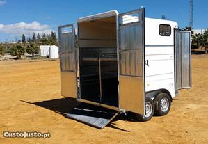 Atrelado 2 Cavalos Alta Gama Novo IVA Incluido !