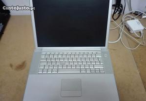 Apple Mac Powerbook G4 (A1095) - Usado