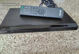 DVD Sony com comando
