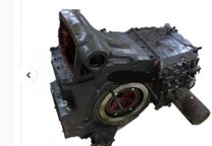 Trator-Carter Diferencial Massey Ferguson 3680