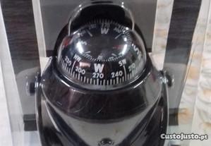 Bússola preta com luz 102X94x137 mm