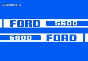 Kit autocolantes Ford 5600