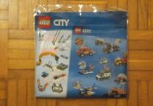 40303 LEGO City Extras - Boost My City Vehicle Set