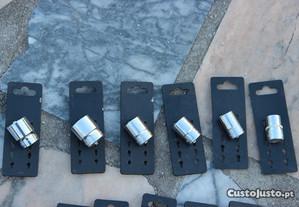 6 chaves de caixa Facom