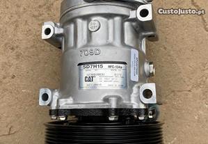 Motores de AC para máquinas industriais