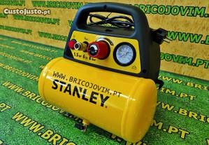 Compressor Stanley - 8 Bar - 1.5 CV - NOVOS