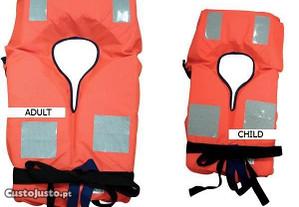Colete de Salvação Criança CE 150N até 40kg