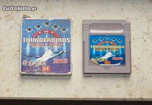 Game Boy:Thunderbirds