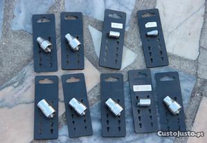 9 chaves de caixa Facom