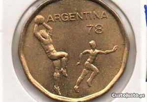 Argentina - 20 Pesos 1978 - soberba