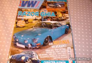 Revista de VW antigos e clássicos