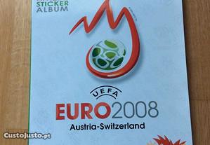 caderneta em bom estado euro 2008