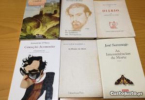 Autores portugueses diversos...