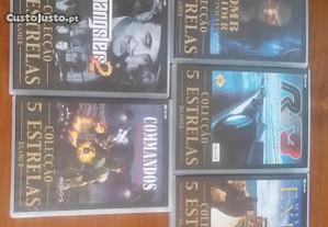 Jogos de Computador - Colecção 5 estrelas - BGamer