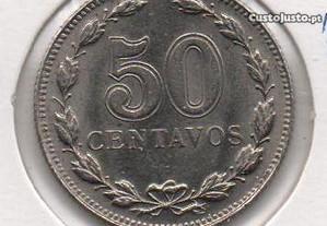 Argentina - 50 Centavos 1941 - soberba