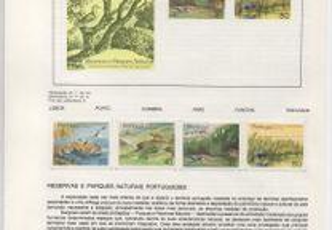 Selos portugueses (lote)
