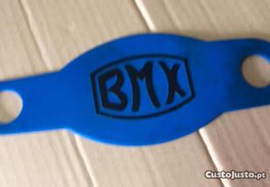 Bicicletas BMX borracha frontal