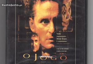 O Jogo - DVD novo