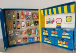 Miniaturas lidl shop 2016