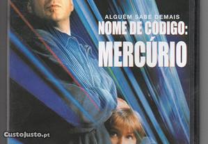 Nome de código: Mercúrio - DVD novo