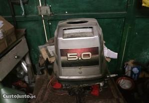 Cavalete completo Yamaha 5hp/ Mariner