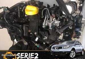 Motor Nissan Qashqai 1.5 DCI 110cv [ K9K410 ]