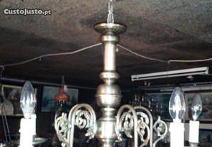 Candeeiro Estilo Holandês 5 lâmpadas