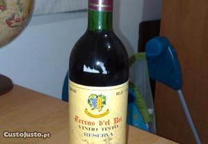 Garrafa de Vinho Tinto Terras D