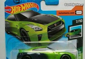 17 Nissan GT-R (R35) - Guaczilla - Hot Wheels