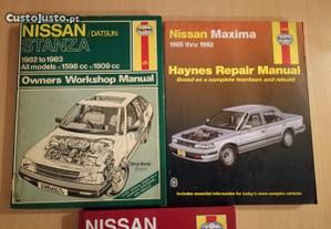 Nissan Maxima - Manual Técnico Haynes