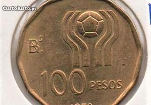 Argentina - 100 Pesos 1978 - soberba