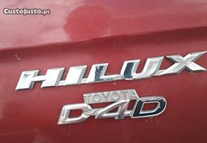 Motor Toyota Jilux D4D