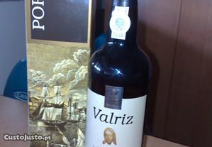 Garrafa de Vinho do Porto VALRIZ LAGRIMA.