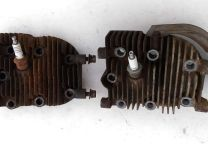 Colaça, tampa e vela motor rega Kubota KS200, etc.