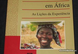 Livro Para uma Saúde Melhor em África