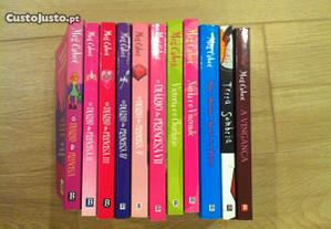 Livros de Meg Cabot (O Diário da Princesa e outro