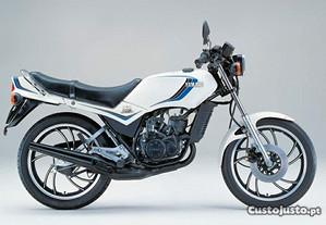Guarda lamas Yamaha RD 125